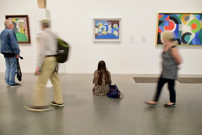 You could be an art connoisseur if you score high in this test (if not, you'll learn brand new stuff)