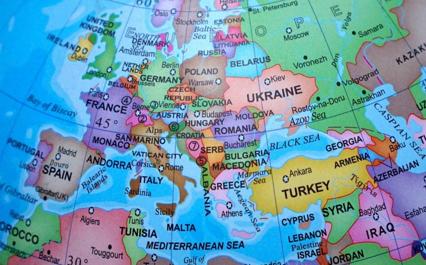 How many European capitals do you know? Most people get 10/15