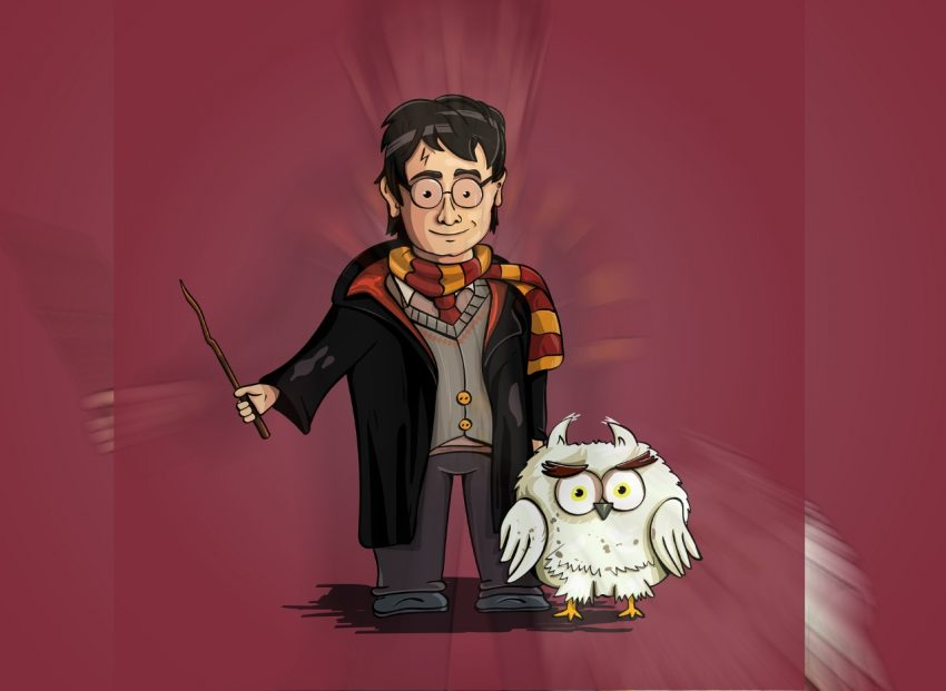 Beware muggles. This HARRY POTTER quiz is only for true Potterheads