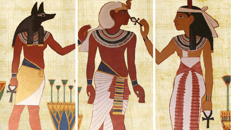 Only 1 in 200 is able to solve it with no mistakes. How much do you know about Egyptian civilization? Let's check