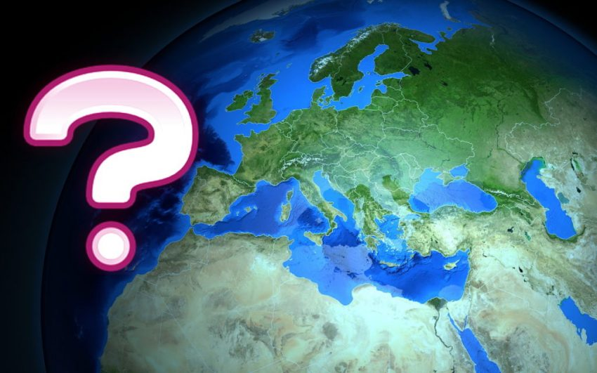 Guess if this geographical facts about Europe are true or false. Do you join the challenge?